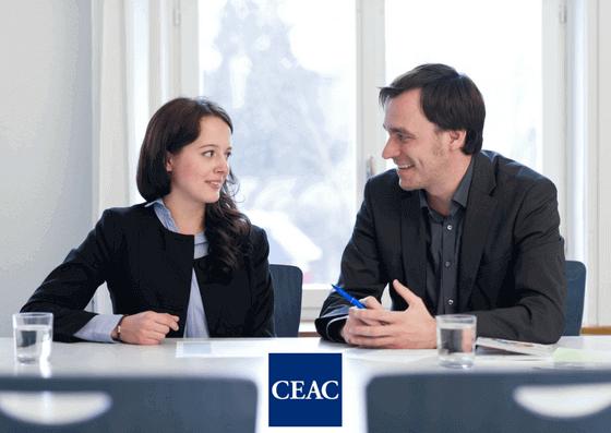 CEAC te enseña como superar una entrevista de trabajo