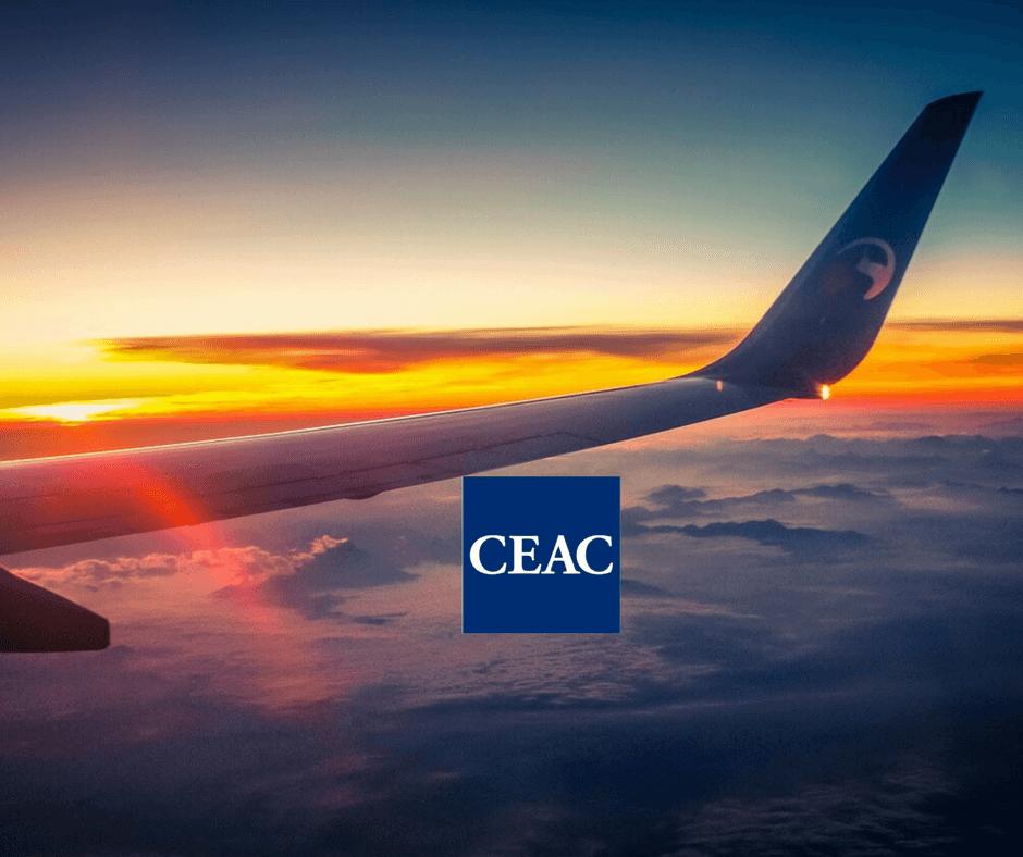 Trabajar en el extranjero CEAC