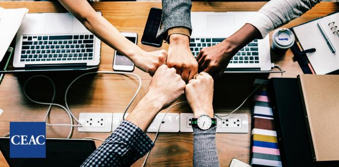 Como lograr un equipo de trabajo productivo - CEAC Empleo