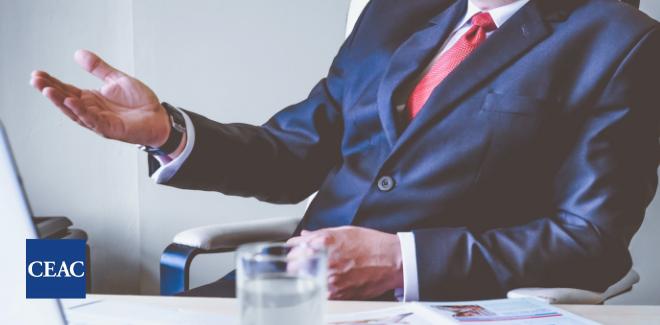 CEAC Empleo - 5 preguntas frecuentes en una entrevista de trabajo